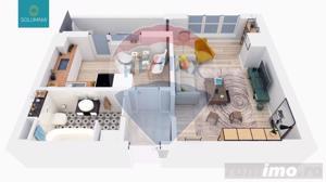 Apartament cu 1 camera -Tatarasi - 41.85 mp - 39758 Euro - imagine 4