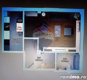 Apartament cu 1 camera , decomandat , Copou - imagine 11