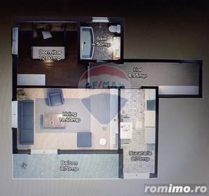 Apartament cu 2 camere Copou - imagine 17