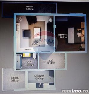 Apartament 2 camere Copou - imagine 12