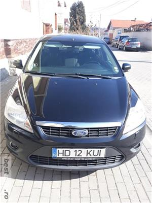 Ford Focus 1.6 tdci fabric.2009 unic proprietar  - imagine 1