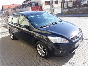 Ford Focus 1.6 tdci fabric.2009 unic proprietar  - imagine 7