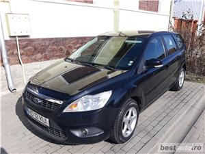 Ford Focus 1.6 tdci fabric.2009 unic proprietar  - imagine 9