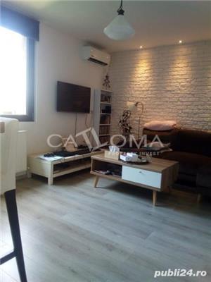 Apartament modern 2 camere - Floreasca Barbu Vacarescu - imagine 4