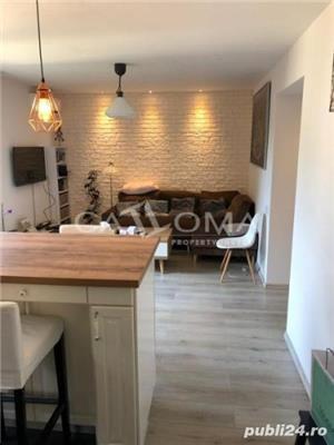 Apartament modern 2 camere - Floreasca Barbu Vacarescu - imagine 1