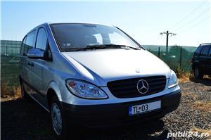 Autoutilitară Mercedes-Benz 639/4/vito/111cdi, an fabricatie 2006 - imagine 10