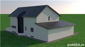 Cumpana - Radio Coasta - teren cu proiect si autorizatii valabile. Comision 0%. - imagine 3