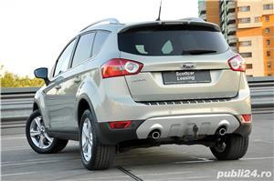 Ford Kuga Titanium 2.0Tdci 140C.p Automata PowerShift 4X4/Creditare Auto - imagine 4