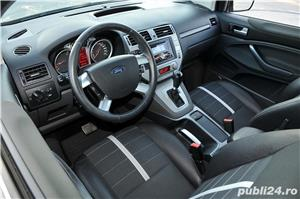 Ford Kuga Titanium 2.0Tdci 140C.p Automata PowerShift 4X4/Creditare Auto - imagine 18