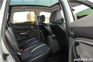 Ford Kuga Titanium 2.0Tdci 140C.p Automata PowerShift 4X4/Creditare Auto - imagine 14