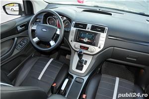 Ford Kuga Titanium 2.0Tdci 140C.p Automata PowerShift 4X4/Creditare Auto - imagine 17
