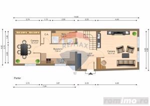 Apartament cu 4 camere de vânzare în zona ultracentrala - imagine 7