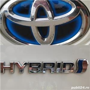 Toyota auris / hybrid /panorama / piele/ navi / cameara mansalier /automata - imagine 4