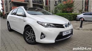 Toyota auris / hybrid /panorama / piele/ navi / cameara mansalier /automata - imagine 1