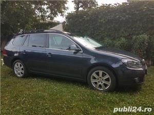 Vw Golf 6 VI 1.6 diesel comfortline euro 5 bluemotion volkswagen inmatriculata - imagine 4