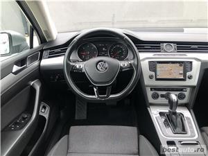 Vw Passat 2016 2.0 TDI 150 CP DSG * Auto Pt Pretentiosi * Park Asist * - imagine 8