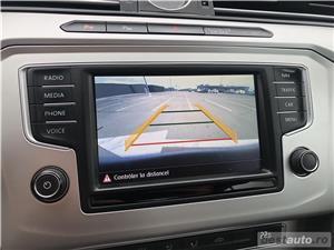 Vw Passat 2016 2.0 TDI 150 CP DSG * Auto Pt Pretentiosi * Park Asist * - imagine 11