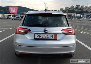 Opel Insignia Facelift RAR facut Euro 6 Led, Navi Color 3D- Germania - imagine 19