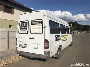 Doar 276.000km REALI 100%!! Mercedes Sprinter 311 CDI, 2004, functioneaza excelent! - imagine 6