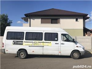 Doar 276.000km REALI 100%!! Mercedes Sprinter 311 CDI, 2004, functioneaza excelent! - imagine 3