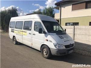Doar 276.000km REALI 100%!! Mercedes Sprinter 311 CDI, 2004, functioneaza excelent! - imagine 2
