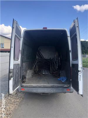 Doar 276.000km REALI 100%!! Mercedes Sprinter 311 CDI, 2004, functioneaza excelent! - imagine 12