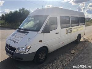 Doar 276.000km REALI 100%!! Mercedes Sprinter 311 CDI, 2004, functioneaza excelent! - imagine 5