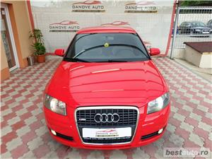 Audi A3,GARANTIE 3 LUNI,BUY-BACK,RATE FIXE,motor 2000 TDI,170 CP,model S line,Automat - imagine 2