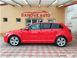 Audi A3,GARANTIE 3 LUNI,BUY-BACK,RATE FIXE,motor 2000 TDI,170 CP,model S line,Automat - imagine 4