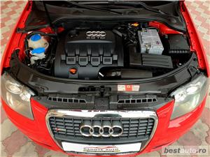 Audi A3,GARANTIE 3 LUNI,BUY-BACK,RATE FIXE,motor 2000 TDI,170 CP,model S line,Automat - imagine 10