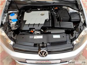 Golf 6,GARANTIE 3 LUNI,BUY BACK,RATE FIXE,motor 2000 Tdi,110 Cp,Euro 5. - imagine 9