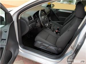 Golf 6,GARANTIE 3 LUNI,BUY BACK,RATE FIXE,motor 2000 Tdi,110 Cp,Euro 5. - imagine 6