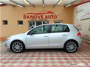 Golf 6,GARANTIE 3 LUNI,BUY BACK,RATE FIXE,motor 2000 Tdi,110 Cp,Euro 5. - imagine 4