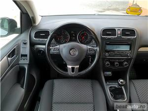 Golf 6,GARANTIE 3 LUNI,BUY BACK,RATE FIXE,motor 2000 Tdi,110 Cp,Euro 5. - imagine 7