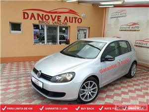 Golf 6,GARANTIE 3 LUNI,BUY BACK,RATE FIXE,motor 2000 Tdi,110 Cp,Euro 5. - imagine 1
