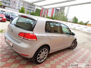 Golf 6,GARANTIE 3 LUNI,BUY BACK,RATE FIXE,motor 2000 Tdi,110 Cp,Euro 5. - imagine 5