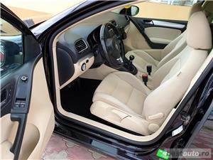 Vw Golf 6,GARANTIE 3 LUNI,BUY BACK,RATE FIXE,motor 2000 Tdi,143 Cp,Euro 5. - imagine 6