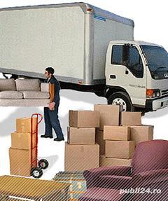 Relocari internationale. Mutari si transport marfa international - imagine 4