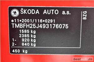 Skoda Fabia an:2009=avans 0 % rate fixe aprobarea creditului in 2 ore=autohaus vindem si in rate - imagine 18