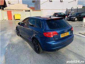 Audi A3 S-Line Sportback 2.0 TDI 6+1 Trepte Adus Acum UK - imagine 4