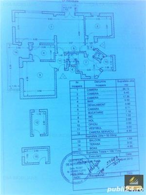 Apartament 3 camere in vila P+4, zona Mantuleasa - imagine 18