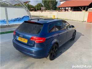 Audi A3 S-Line Sportback 2.0 TDI 6+1 Trepte Adus Acum UK - imagine 8