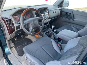 Mitsubishi Pajero 3.2 DID 4x4 Înmatriculat Ro Acte La Zi - imagine 9