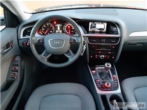 Audi A4 Avant 2.0 tdi, Business 140 Cp, EU5 - 124 g/km   , Motorizare noua Common Raeil - imagine 10