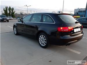 Audi A4 Avant 2.0 tdi, Business 140 Cp, EU5 - 124 g/km   , Motorizare noua Common Raeil - imagine 4