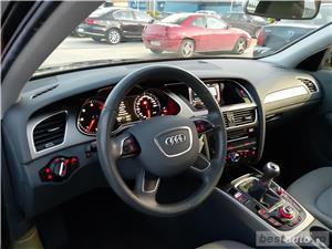 Audi A4 Avant 2.0 tdi, Business 140 Cp, EU5 - 124 g/km   , Motorizare noua Common Raeil - imagine 19