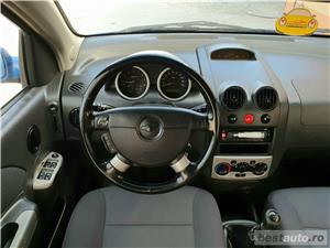 Chevrolet Kalos,GARANTIE 3 LUNI,BUY BACK,RATE FIXE,motor 1400 cmc,95 Cp,Clima. - imagine 7