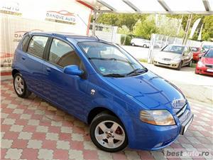 Chevrolet Kalos,GARANTIE 3 LUNI,BUY BACK,RATE FIXE,motor 1400 cmc,95 Cp,Clima. - imagine 3
