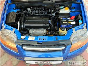 Chevrolet Kalos,GARANTIE 3 LUNI,BUY BACK,RATE FIXE,motor 1400 cmc,95 Cp,Clima. - imagine 9