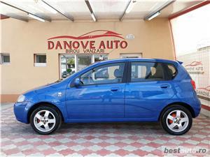 Chevrolet Kalos,GARANTIE 3 LUNI,BUY BACK,RATE FIXE,motor 1400 cmc,95 Cp,Clima. - imagine 4